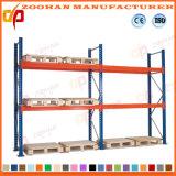 Prateleiras longas populares da cremalheira da pálete do armazém da capacidade elevada da extensão (Zhr325)