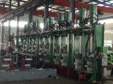 최신 판매 수압기 고무 격판덮개 가황 기계