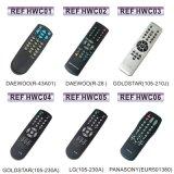 Controle remoto da TV Controle remoto universal controle remoto infravermelho (HWC21)