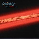 Tubo único de filamentos de carbono aquecimento industrial infravermelhos 235V1000W