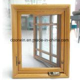 Marco de la ventana de madera acabado de granos en venta