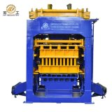 Venta concreta de la máquina de fabricación de ladrillo de la ceniza de carbón que se enclavija Qt12-15