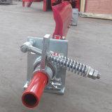 La solución de extracción por adherencia de material: poliuretano limpiador de la cinta transportadora primaria