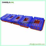 수송 판매를 위한 플라스틱 닭 감금소