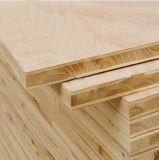 melamina Blockboard/pino Blockboard de 1220*2440m m para el uso de los muebles