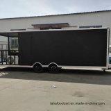Bom preço trailer do carrinho de alimentos fabricados na China/Churros Trailer alimentar