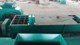 環境のGermantの技術の土の混合し、煉瓦作成機械