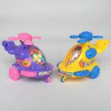 Illuminare in su il giocattolo della caramella dell'elicottero e la caramella in giocattoli (130911)