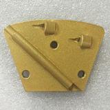 구체적인 에폭시 지면 제거를 위한 다이아몬드 PCD 가는 함정