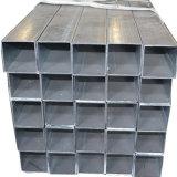 正方形の空セクションが付いている熱い浸されたGIによって電流を通される鉄鋼管
