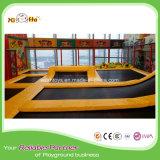 Sosta dell'interno commerciale di rettangolo del trampolino di zona del cielo di Wenzhou Xiha grande