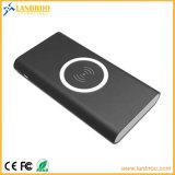 Caricatore senza fili del telefono mobile della Banca senza fili di potere con facoltativo nero/bianco/grigio