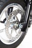 1000W de alta calidad para adultos ciclomotor Scooter eléctrico plegable con freno de disco (MES-013)