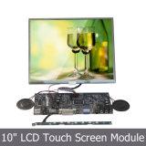 "Ecrã táctil SKD de 10 ""com HDMI / VGA para kits industriais"