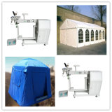 Machine van het Lassen van de hete Lucht de Naadloze voor het Opblaasbare Lassen van Frabric van de Laag van pvc, de Ce Goedgekeurde Opblaasbare Machine van het Lassen van het Product