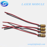 Módulo rojo barato del laser de China mini 650nm 658nm 1MW 5MW