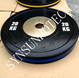 High Quality Competition Rubber Bumper Punt with Color