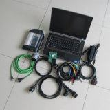 MB Star C4 de diagnostic de disque dur + ordinateur portable E6420 Auto Scanner