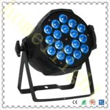18PCS 4 dans 1 Full-Color par lampe étanche pour le Club partie