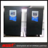 6kVA 순수한 사인 파동 UPS에 UPS LCD 디스플레이 1kVA