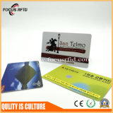 cartão de combinação de 13.56MHz MIFARE 1K e de freqüência ultraelevada RFID