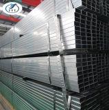 Galvanisierte strukturelles hohles Kapitel-Quadrat-Stahlrohre