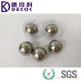 esfera de aço inoxidável do sólido 2inch 304 de 1mm 12mm 15mm 2.381mm