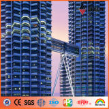 Dichtingsproduct van de Verglazing van het Silicone van Ideabond 300ml/590ml het Structurele voor de Bouw van Decoratie