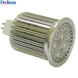 luz de aluminio del punto de 3W MR16 LED (DT-SD-015B)