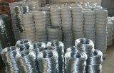 25-200kg провод катушки 0.7-3.5mm горячий окунутый гальванизированный стальной