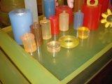 PU 부속, 노랗고, 파란, 빨간색을%s 가진 폴리우레탄 부속