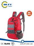 旅行者およびキャンプのための3.5W太陽袋の太陽バックパック