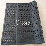 Couvre-tapis en caoutchouc de résistance de pétrole/couvre-tapis en caoutchouc anti glissade/couvre-tapis en caoutchouc de cuisine
