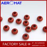 Alimento Grade Dow Corning Material Silicone O Ring per Tap di Water Dispenser Made in Aeromat