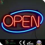 Tabellone per le affissioni del segno al neon del LED per la decorazione della via e della barra