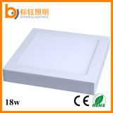 18W Square LED de techo Panel luz de la lámpara SMD2835 85-265VAC SMD