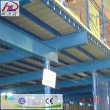 O racking de aço do armazenamento do armazém da plataforma