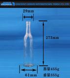Bottiglia di vetro del contenitore della cucina per olio, salsa di soia, aceto
