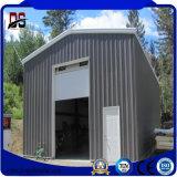 Высокое качество освещения из сборных конструкций оцинкованной стали структуры здания гаража автомобиля