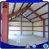 заводская цена и высокое качество освещения структуры стали здания для гаража