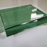 주문 크기 10-19mm 최고 큰 명확한 박판으로 만들어진 강화 유리