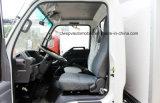 Camion di conservazione frigorifera M3 del camion 12 di trasporto dell'alimento fresco di Isuzu 100p