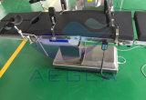 AG Ot007b 향상된 전기 끼워넣어진 제어반 수술 테이블