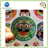 De snelle Stickers van het Embleem van de Douane van de Leverancier voor Verkoop (JP-S149)