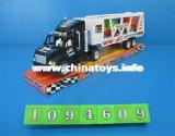 Neues Plastikspielzeug-Friktions-Auto-Spielzeug mit Gefühl-Rad-Auto (1094613)