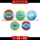 El conjunto de chips High-Grade bronceado 760PCS (YM-TZCP0018)
