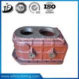 OEM и подгонянные части силы тяжести/заливки формы плавильни металла алюминиевые с подвергать механической обработке CNC