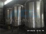 Déplacement de citernes de stockage ouvert en acier inoxydable (ACE-CG-AO)