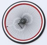 """26 """"自転車の車輪26 """" *2.125 Whitewallのタイヤ浜の巡洋艦のバイクWheelsets"""