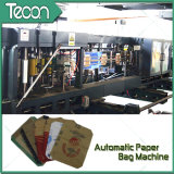 Sac de papier de valve complètement automatique multifonctionnelle faisant la machine